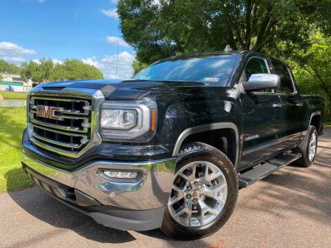 2018 GMC Sierra 1500 for sale at Powerhouse Automotive in Tampa FL