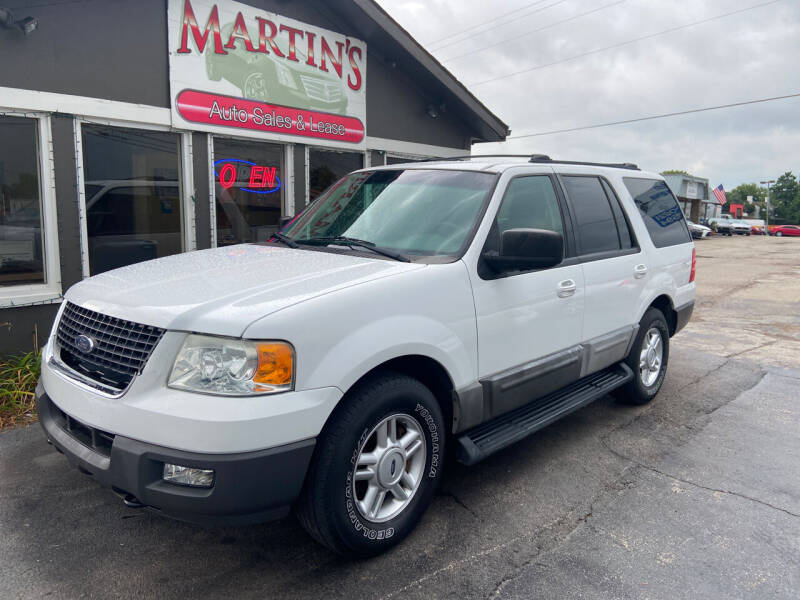 2004 Ford Expedition for sale at Martins Auto Sales in Shelbyville KY