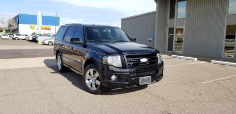 2008 Ford Expedition for sale at EXPRESS AUTO GROUP in Phoenix AZ