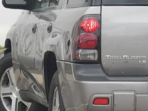 2005 Chevrolet TrailBlazer for sale at Moto Zone Inc in Melrose Park IL