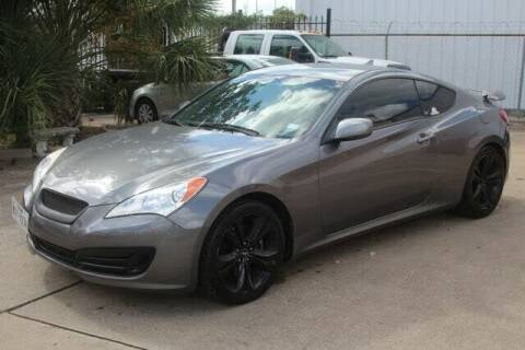 2010 Hyundai Genesis Coupe for sale at Houston Auto Preowned in Houston TX