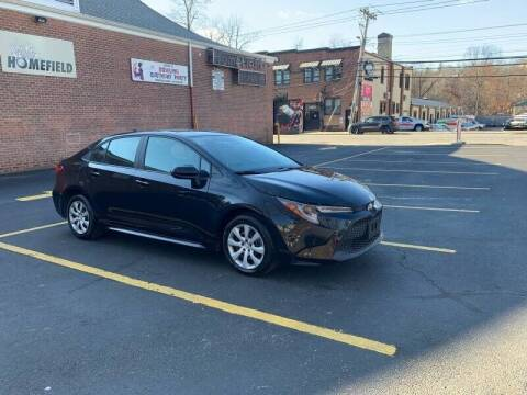 2020 Toyota Corolla for sale at Deleon Mich Auto Sales in Yonkers NY