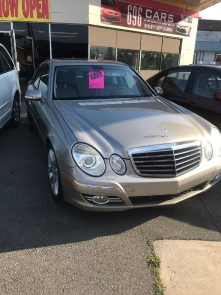 2008 Mercedes-Benz E-Class for sale at 696 Automotive Sales & Service in Troy NY