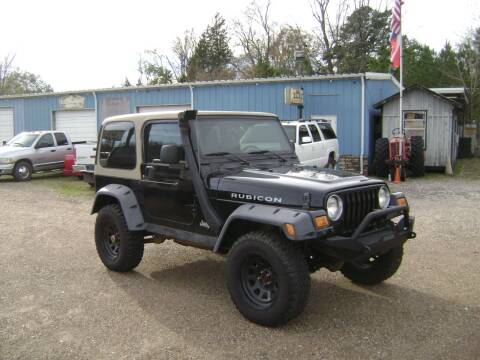 2005 Jeep Wrangler for sale at Tom Boyd Motors in Texarkana TX