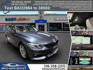 2017 BMW 4 Series for sale at Best Auto Outlet in Floral Park NY