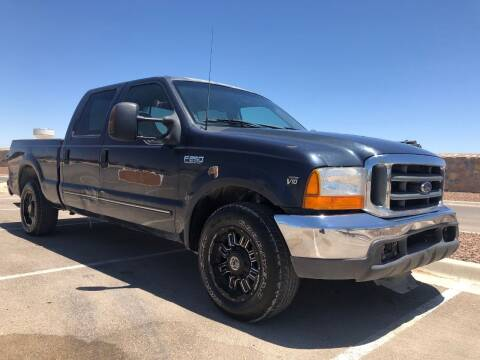 2000 Ford F-250 Super Duty for sale at Eastside Auto Sales in El Paso TX