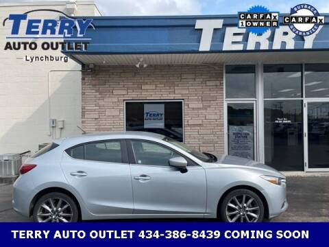 2018 Mazda MAZDA3 for sale at Terry Auto Outlet in Lynchburg VA