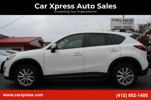 2014 Mazda CX-5 for sale at Car Xpress Auto Sales in Pittsburgh PA