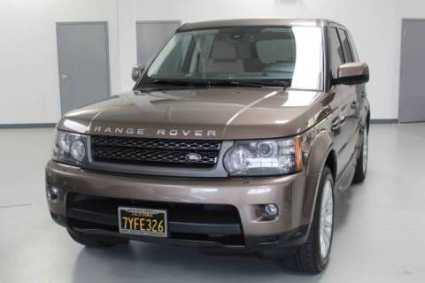 2011 Land Rover Range Rover Sport for sale at Mag Motor Company in Walnut Creek CA