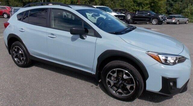 2020 Subaru Crosstrek for sale at Bachettis Auto Sales in Sheffield MA