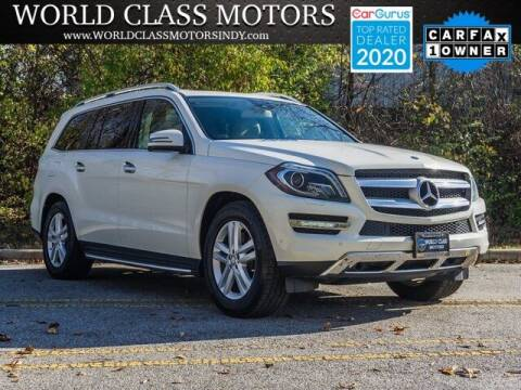 2013 Mercedes-Benz GL-Class for sale at World Class Motors LLC in Noblesville IN