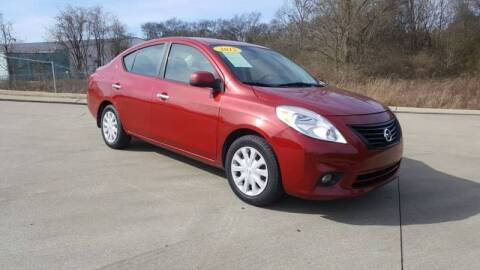 2012 Nissan Versa for sale at A & A IMPORTS OF TN in Madison TN