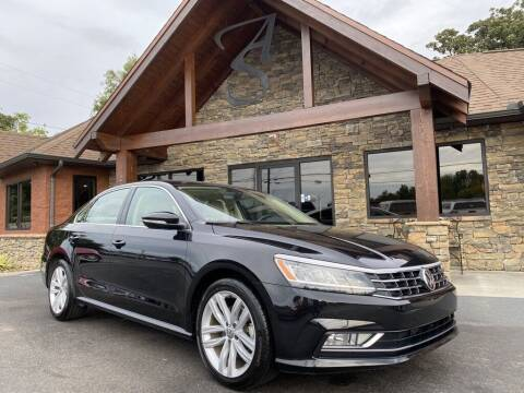 2018 Volkswagen Passat for sale at Auto Solutions in Maryville TN