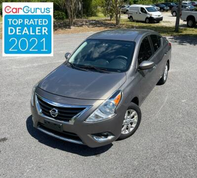 2016 Nissan Versa for sale at Brothers Auto Sales of Conway in Conway SC