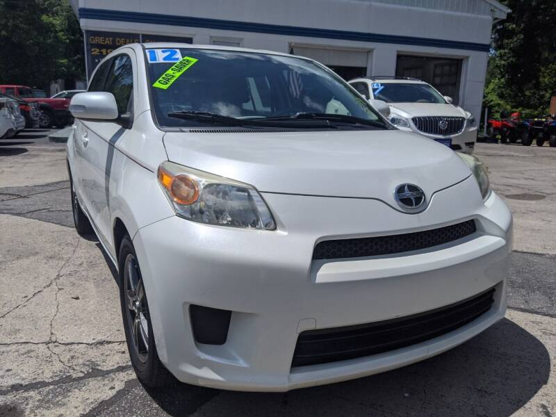 2012 Scion xD for sale at GREAT DEALS ON WHEELS in Michigan City IN
