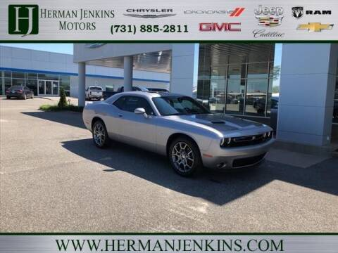 2017 Dodge Challenger for sale at Herman Jenkins Used Cars in Union City TN
