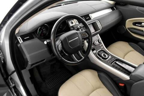 2018 Land Rover Range Rover Evoque for sale at CU Carfinders in Norcross GA