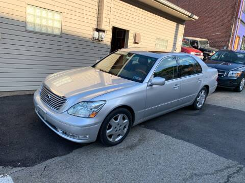 2004 Lexus LS 430 for sale at 57th Street Motors in Pittsburgh PA