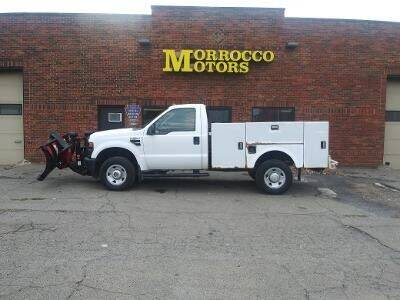 2008 Ford F-350 Super Duty for sale at Morrocco Motors in Erie PA