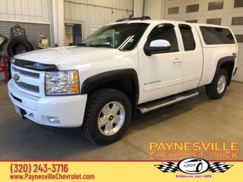 2011 Chevrolet Silverado 1500 for sale at Paynesville Chevrolet - Buick in Paynesville MN