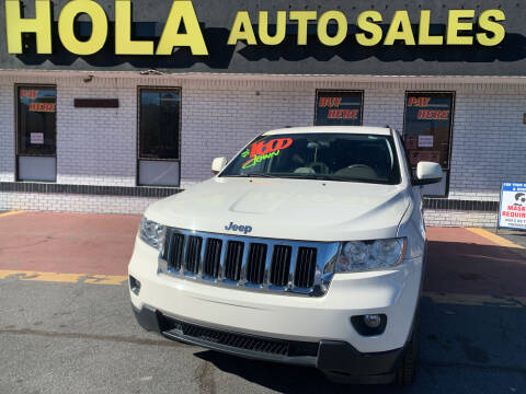 2011 Jeep Grand Cherokee for sale at HOLA AUTO SALES CHAMBLEE- BUY HERE PAY HERE - in Atlanta GA