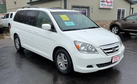 2007 Honda Odyssey for sale at QS Auto Sales in Sioux Falls SD