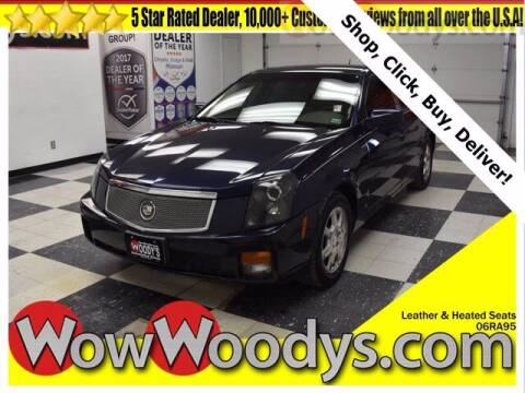 2006 Cadillac CTS for sale at WOODY'S AUTOMOTIVE GROUP in Chillicothe MO