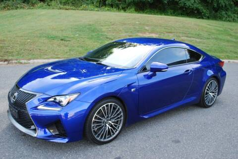 2015 Lexus RC F for sale at New Milford Motors in New Milford CT