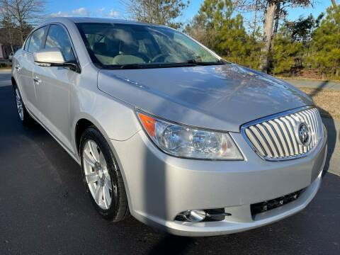 2012 Buick LaCrosse for sale at LA 12 Motors in Durham NC