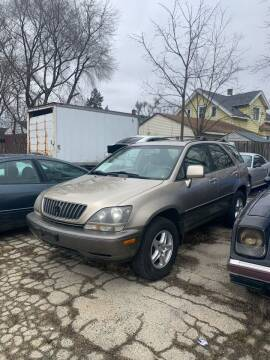 2000 Lexus RX 300 for sale at Big Bills in Milwaukee WI