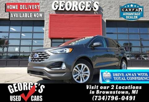 2019 Ford Edge for sale at George's Used Cars - Pennsylvania & Allen in Brownstown MI