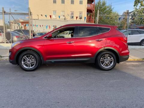 2015 Hyundai Santa Fe Sport for sale at G1 Auto Sales in Paterson NJ