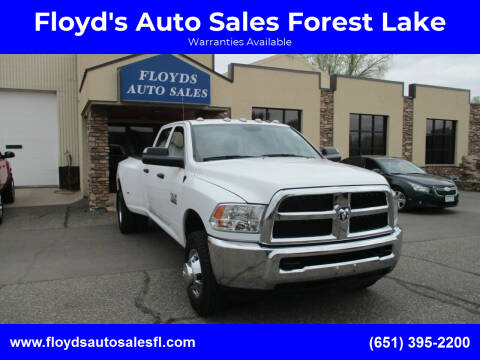 2017 RAM Ram Pickup 3500 for sale at Floyd's Auto Sales Forest Lake in Forest Lake MN