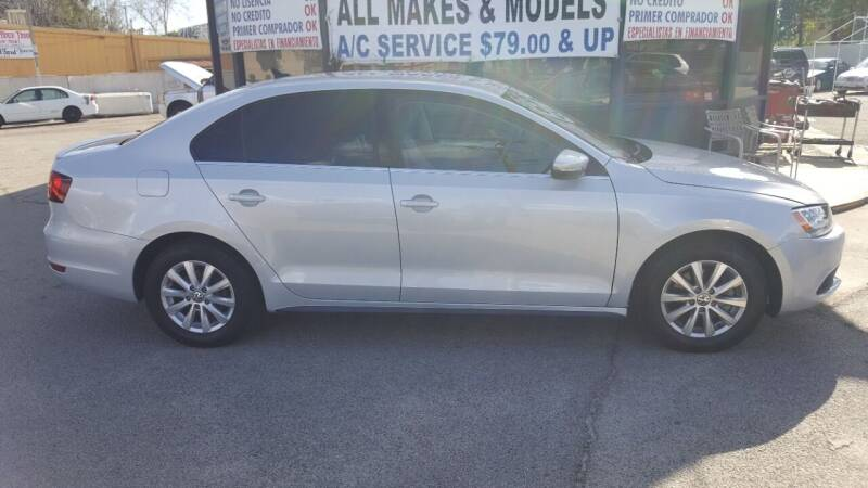 2013 Volkswagen Jetta for sale at Shick Automotive Inc in North Hills CA