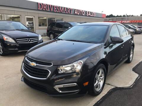 2016 Chevrolet Cruze Limited for sale at DriveSmart Auto Sales in West Chester OH