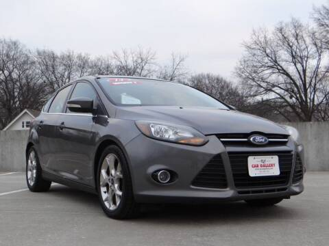 2014 Ford Focus for sale at KC Car Gallery in Kansas City KS
