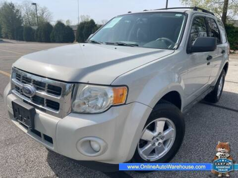 2009 Ford Escape for sale at IMPORTS AUTO GROUP in Akron OH