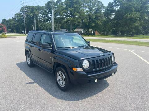 2015 Jeep Patriot for sale at Carprime Outlet LLC in Angier NC