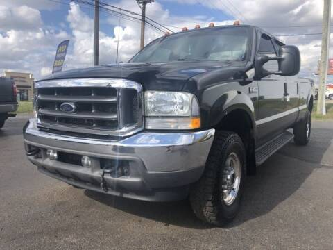 2003 Ford F-350 Super Duty for sale at Instant Auto Sales in Chillicothe OH