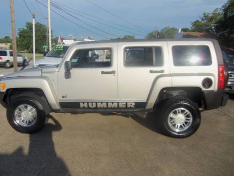 2006 HUMMER H3 for sale at MESQUITE AUTOPLEX in Mesquite TX