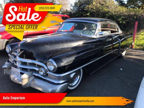 1950 Cadillac Series 62 for sale at Auto Emporium in Wilmington CA