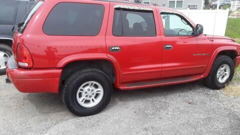1998 Dodge Durango for sale at BBC Motors INC in Fenton MO