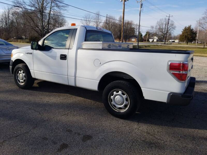 2012 Ford F-150 for sale at David Shiveley in Mount Orab OH