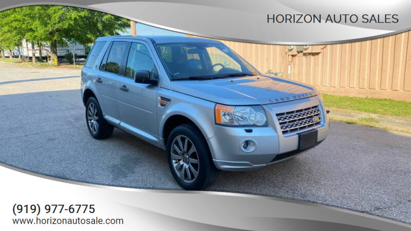2008 Land Rover LR2 for sale at Horizon Auto Sales in Raleigh NC