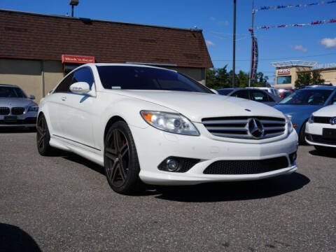 2008 Mercedes-Benz CL-Class for sale at Sunrise Used Cars INC in Lindenhurst NY