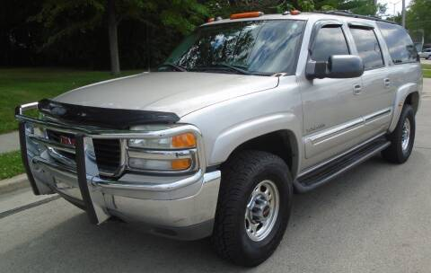 2004 GMC Yukon XL for sale at Waukeshas Best Used Cars in Waukesha WI