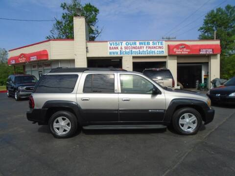2003 Chevrolet TrailBlazer for sale at Bickel Bros Auto Sales, Inc in Louisville KY