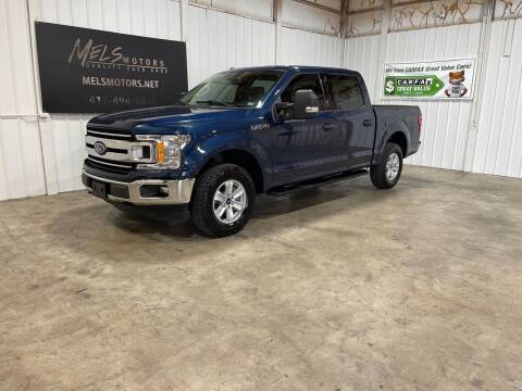 2018 Ford F-150 for sale at Mel's Motors in Nixa MO