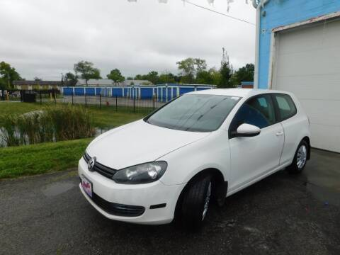 2010 Volkswagen Golf for sale at Safeway Auto Sales in Indianapolis IN