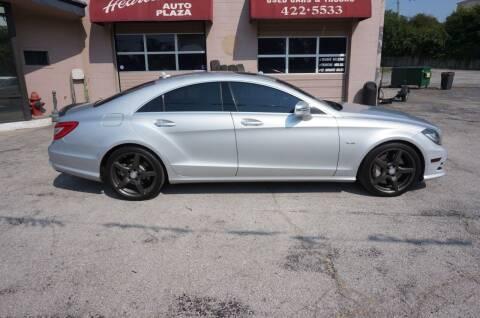 2012 Mercedes-Benz CLS for sale at patrick kelley in Bonner Springs KS